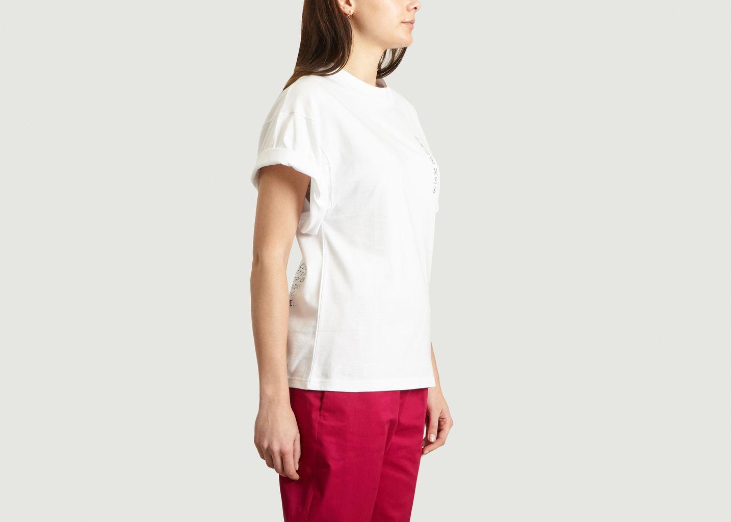 T-Shirt Littérature - Proêmes de Paris