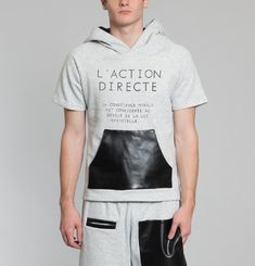 Direct Action Hoodie