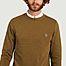 matière Sweatshirt zèbre en coton biologique - PS by PAUL SMITH