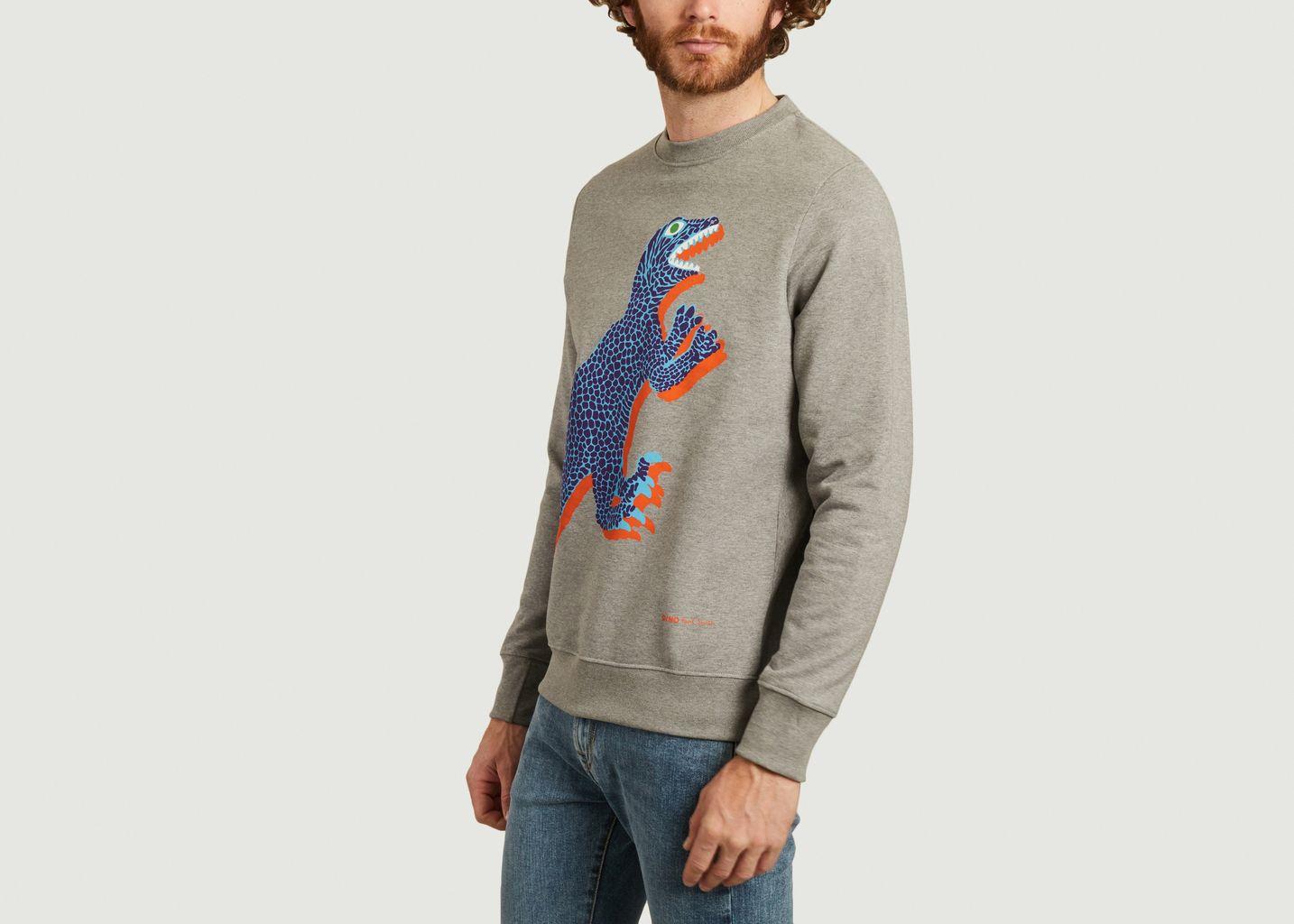 Sweatshirt grand dinosaure  - PS by PAUL SMITH
