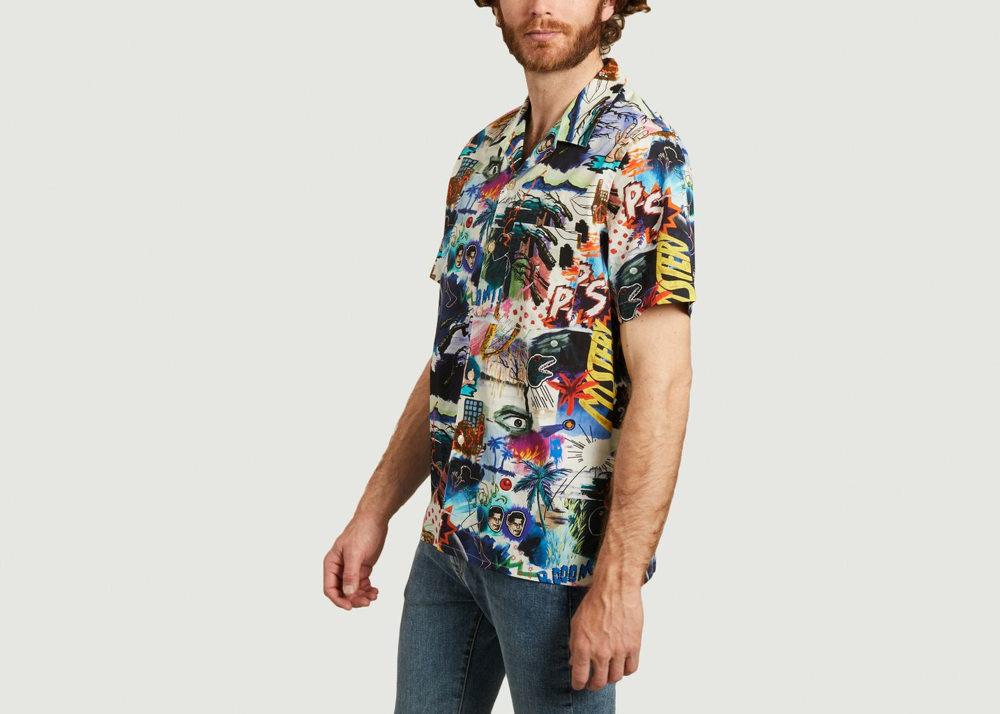 Chemise manches courtes Pulp - PS by PAUL SMITH