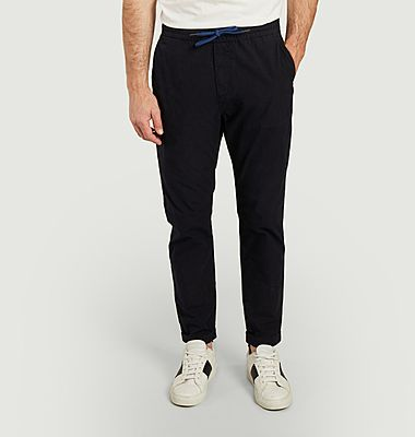 Pantalon à cordon