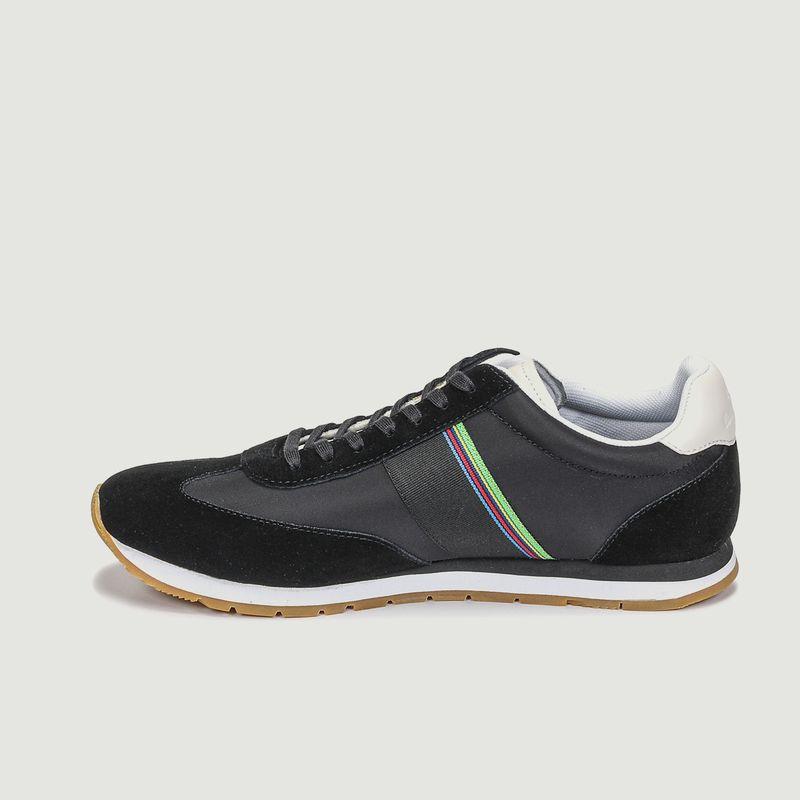 Sneakers de running en cuir et tissu Prince - PS by PAUL SMITH