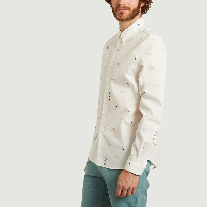 Chemise Scribble - PS by PAUL SMITH