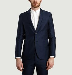 Slim Suit Jacket