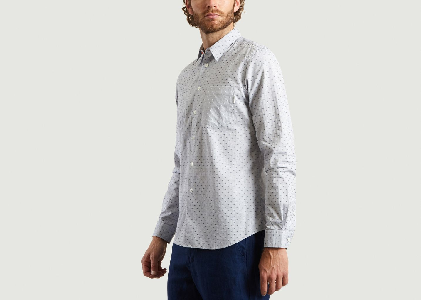Chemise Tailored Fit Imprimé - PS by PAUL SMITH