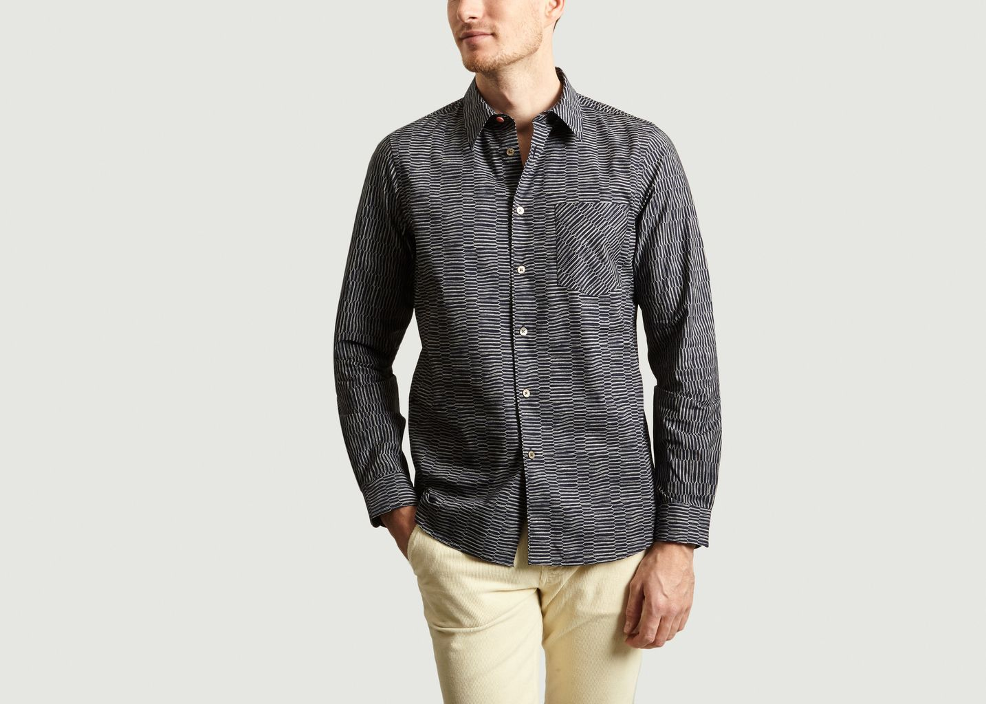 Chemise Tailored Fit - PS by PAUL SMITH