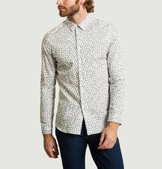 Chemise Tortue All-Over