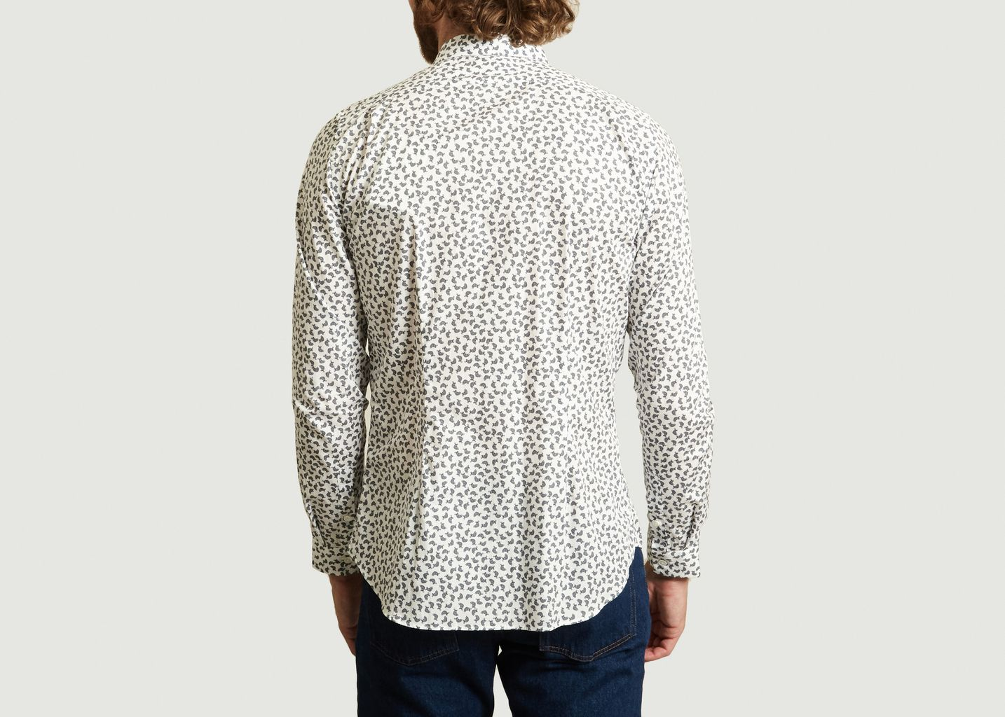 Chemise Tortue All-Over - PS by PAUL SMITH
