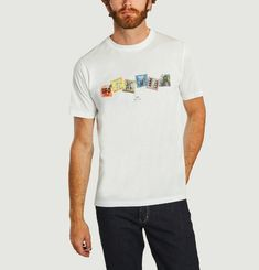 T-shirt Stamps PS by PAUL SMITH
