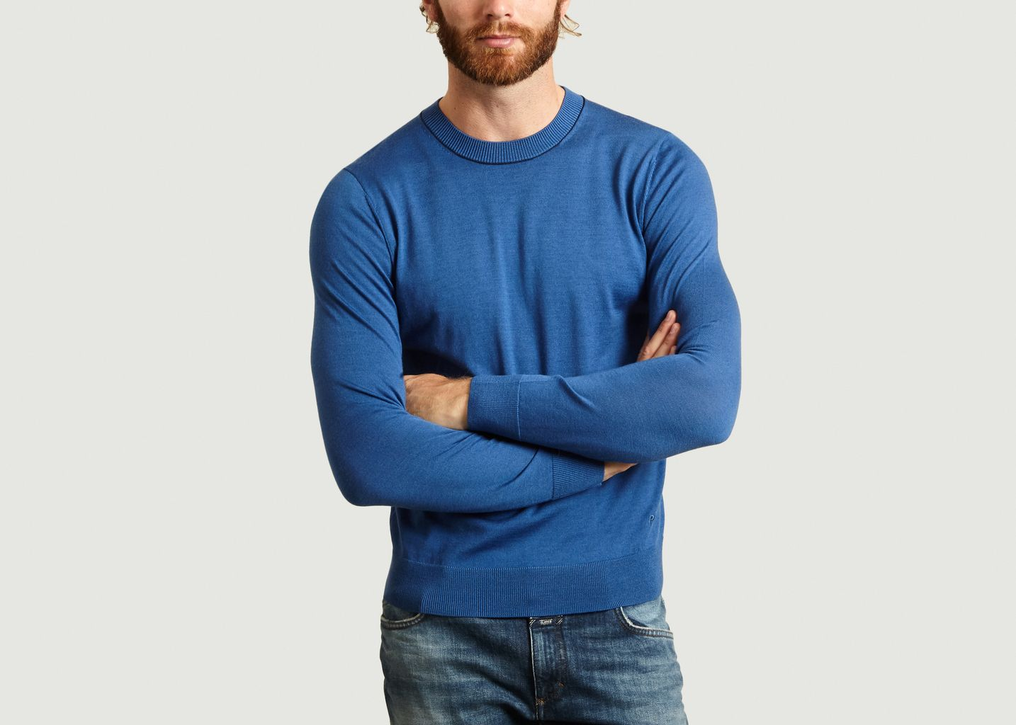 Pull Crewneck Merinos - PS by PAUL SMITH