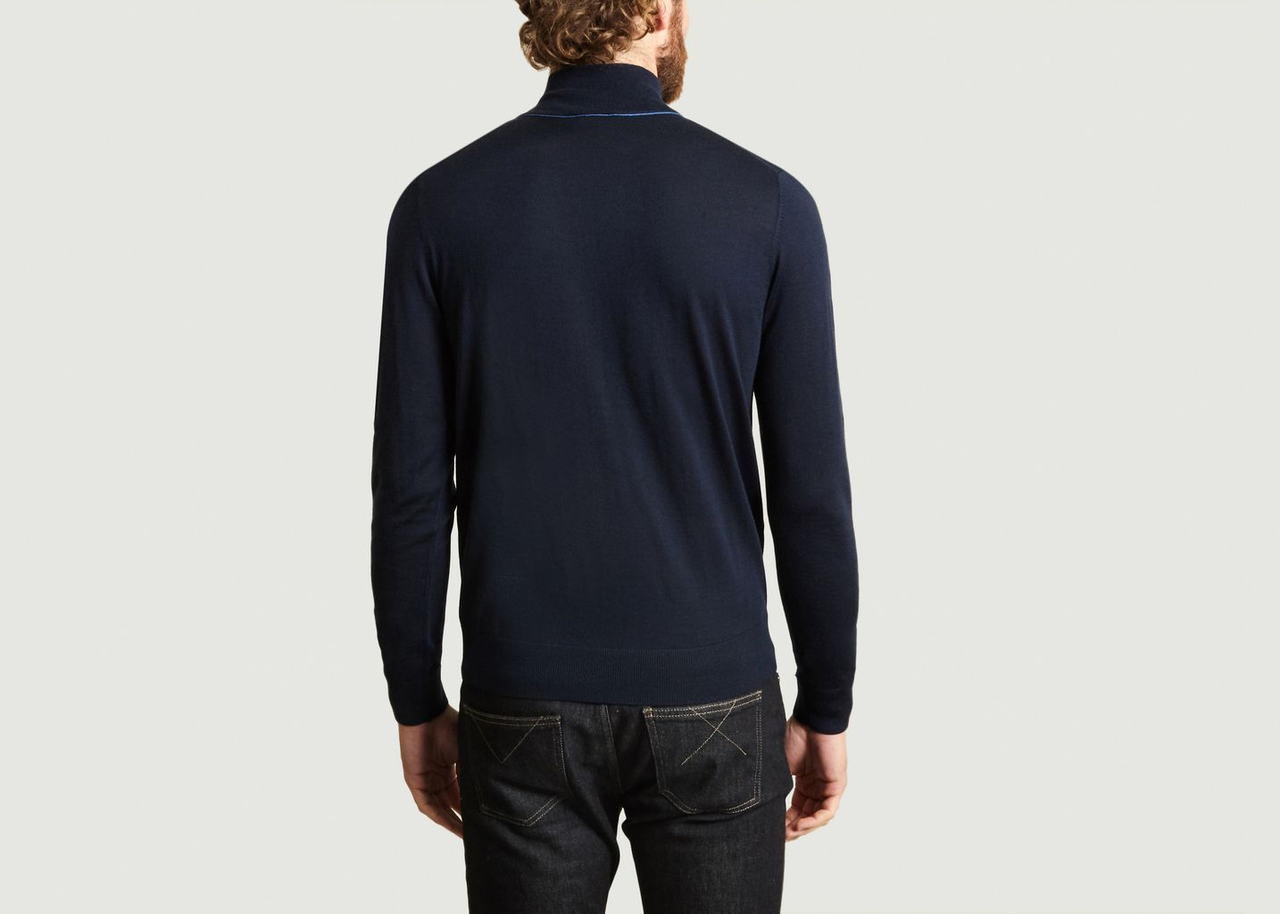 Pull Col Cheminée - PS by PAUL SMITH