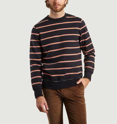Sweatshirt Rayé