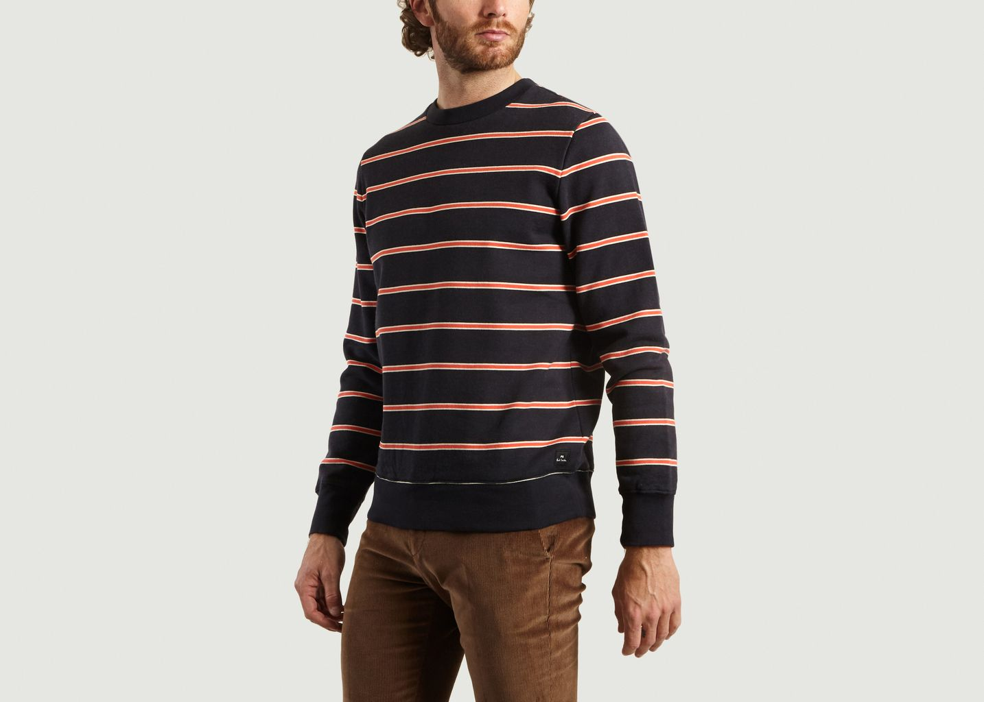 Sweatshirt Rayé - PS by PAUL SMITH