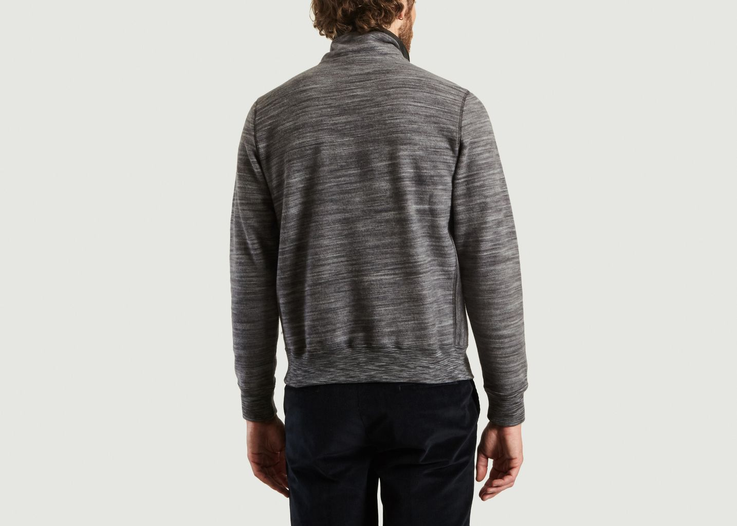 Sweatshirt Vareuse Polaire - PS by PAUL SMITH