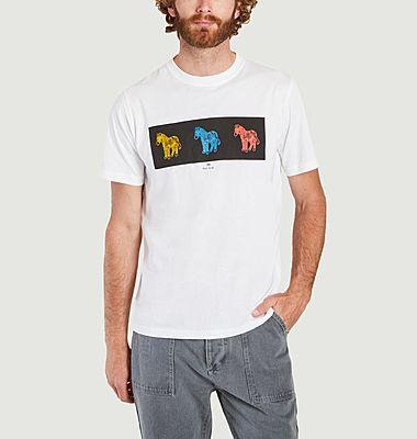 T-shirt Zebra