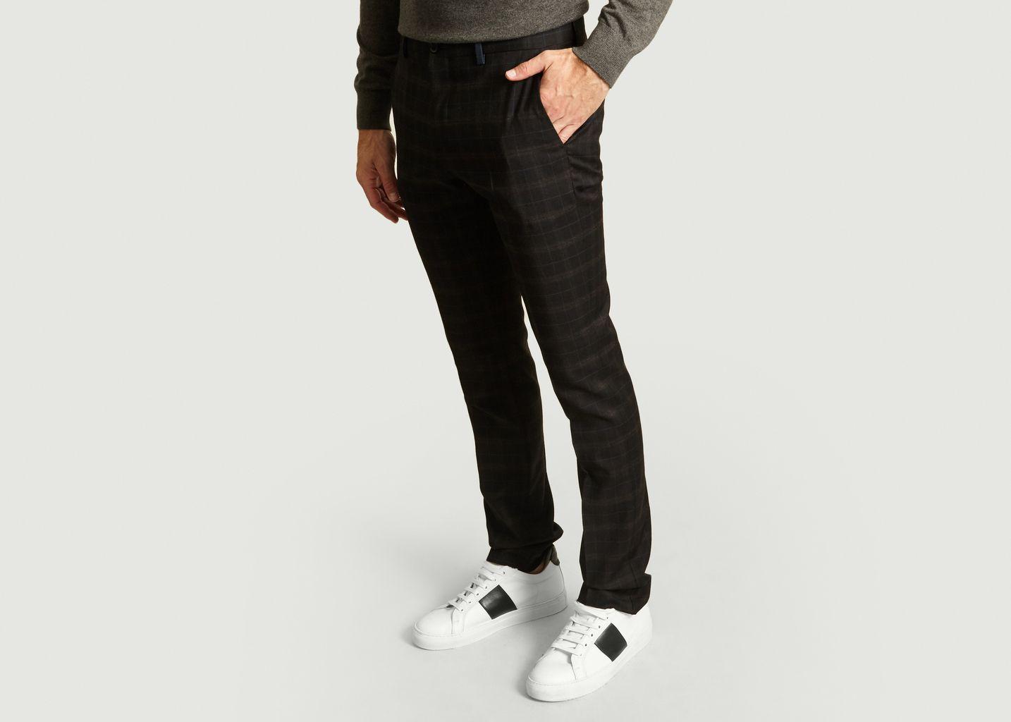 Pantalon à Carreaux - PS by PAUL SMITH