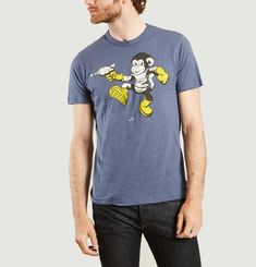 T-Shirt Space Monkey