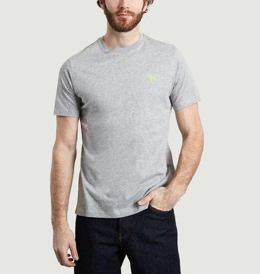 T-Shirt Zèbre Brodé