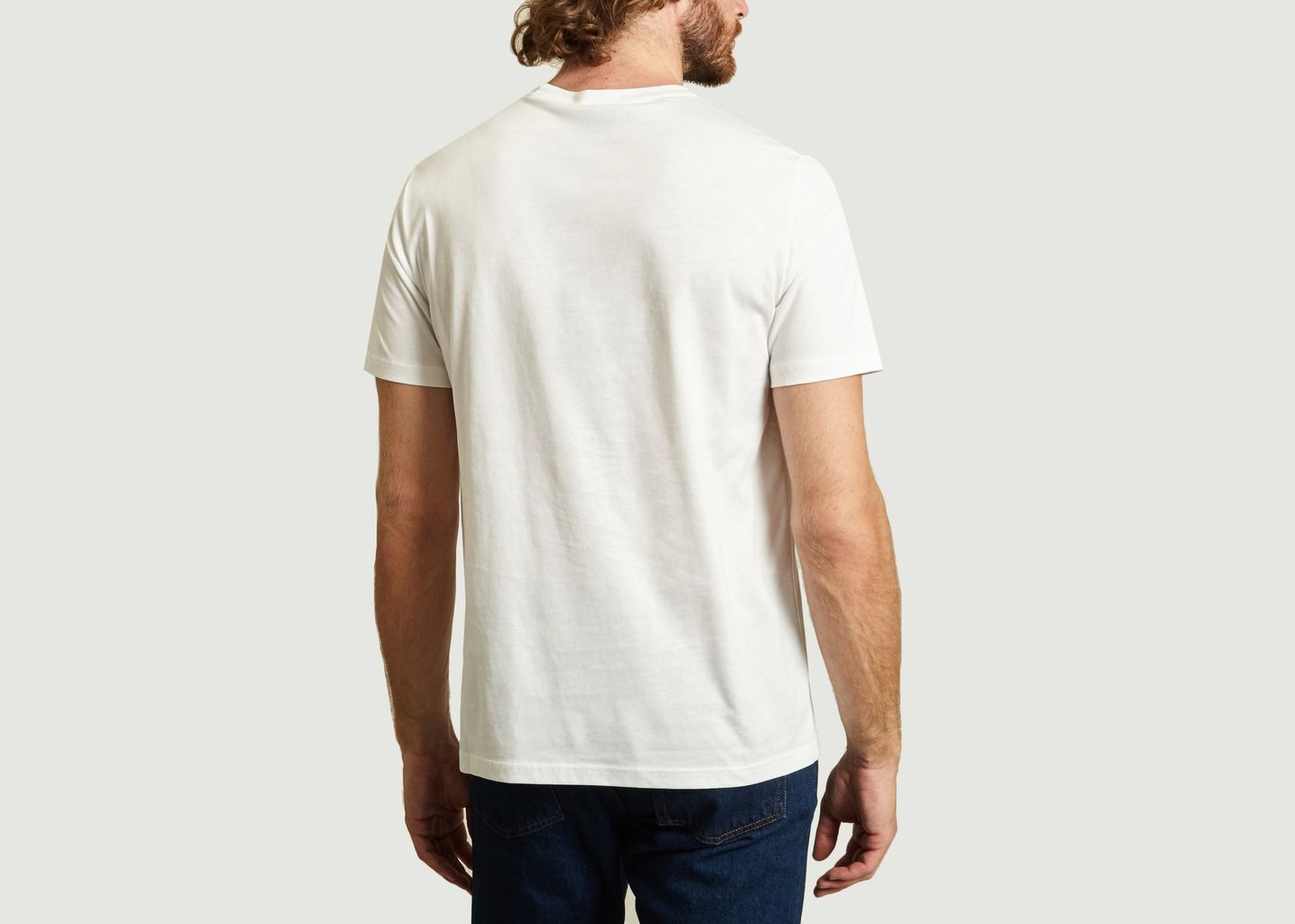 T-shirt Brodé Zèbre - PS by PAUL SMITH
