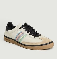 Yuki Striped Trainers