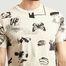 matière T-Shirt Imprimé En Coton - PS by PAUL SMITH