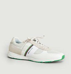 Sneakers Bi-Matière Huey