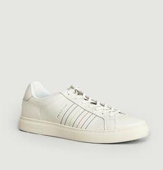 Sneakers En Cuir Rex