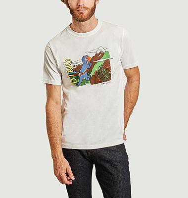 T-shirt imprimé Dino