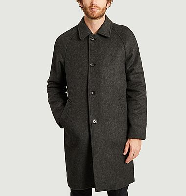 Manteau mac unlined