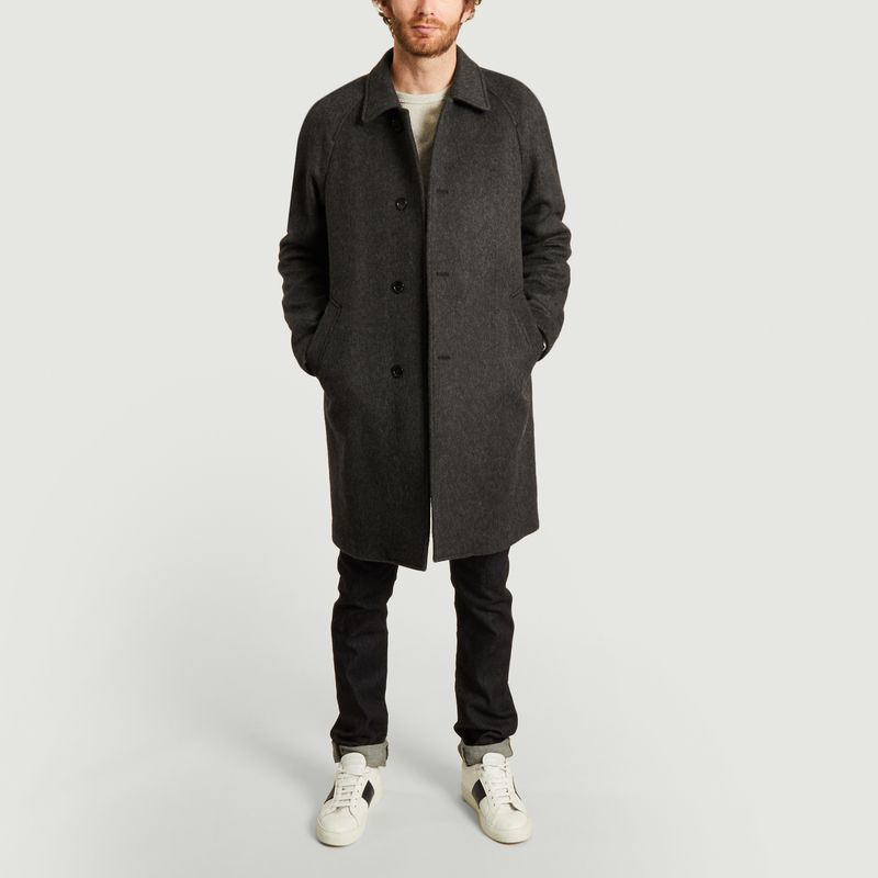 Manteau mac unlined  - PS by PAUL SMITH