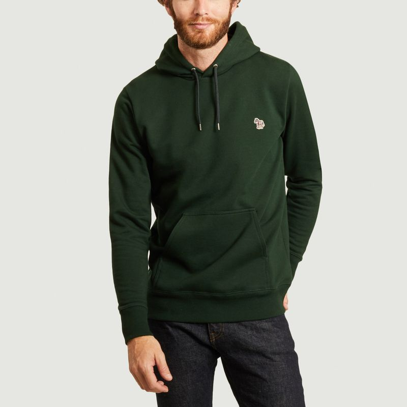 Hoodie Zebre - PS by PAUL SMITH