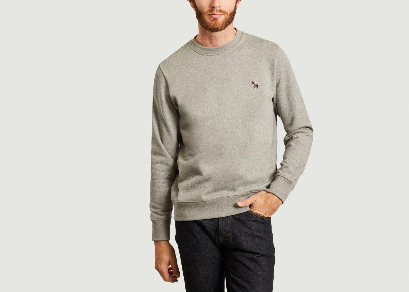 Sweatshirt Zebre - PS by PAUL SMITH