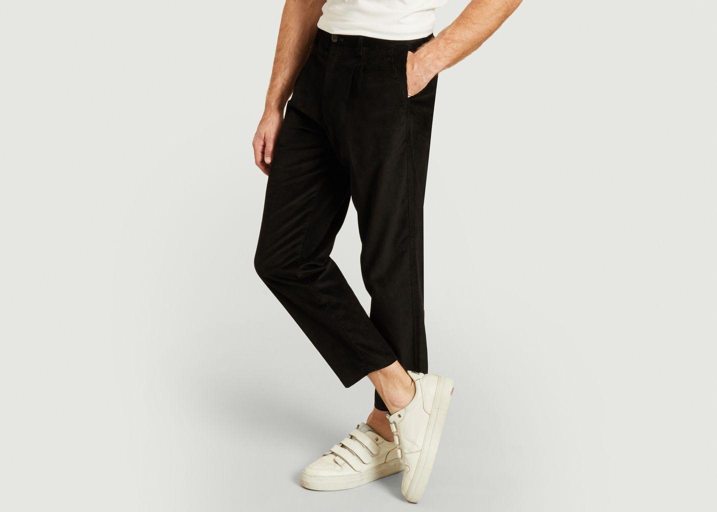 Pantalon velours chino 7/8e à poches - PS by PAUL SMITH