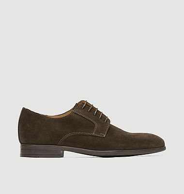 Daniel derby shoes