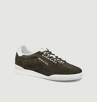 Sneakers en cuir suédé Achirus