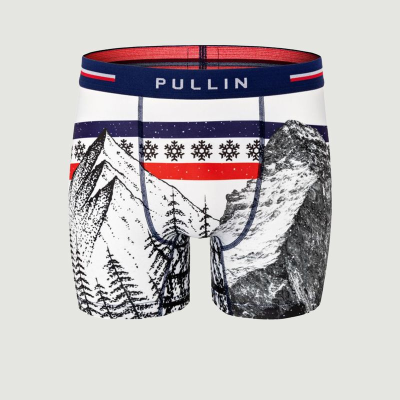 Boxer Fashion Montagnes - PULLIN