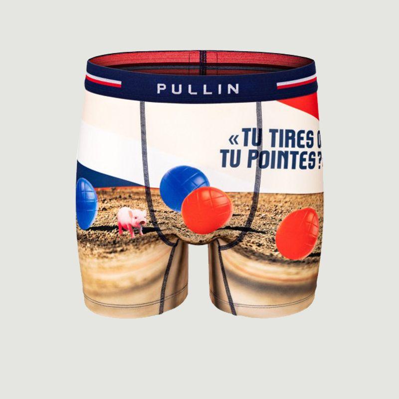Boxer Fashion Boule de Pétanques - PULLIN