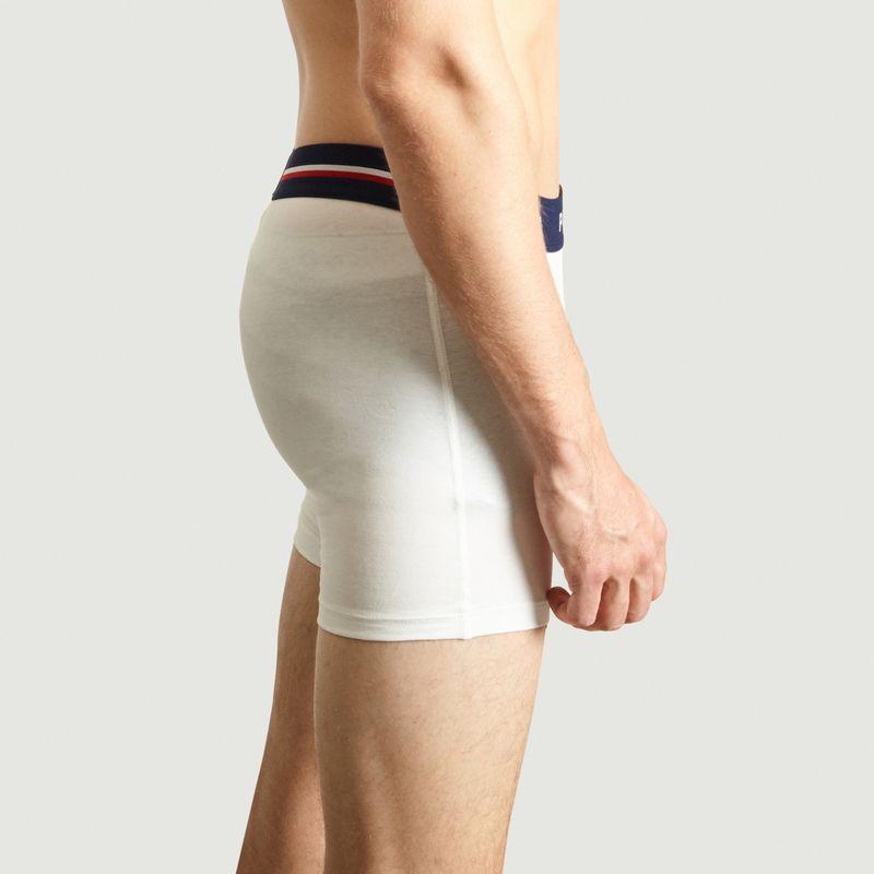 Boxer Fashion 2 en Coton Biologique - PULLIN
