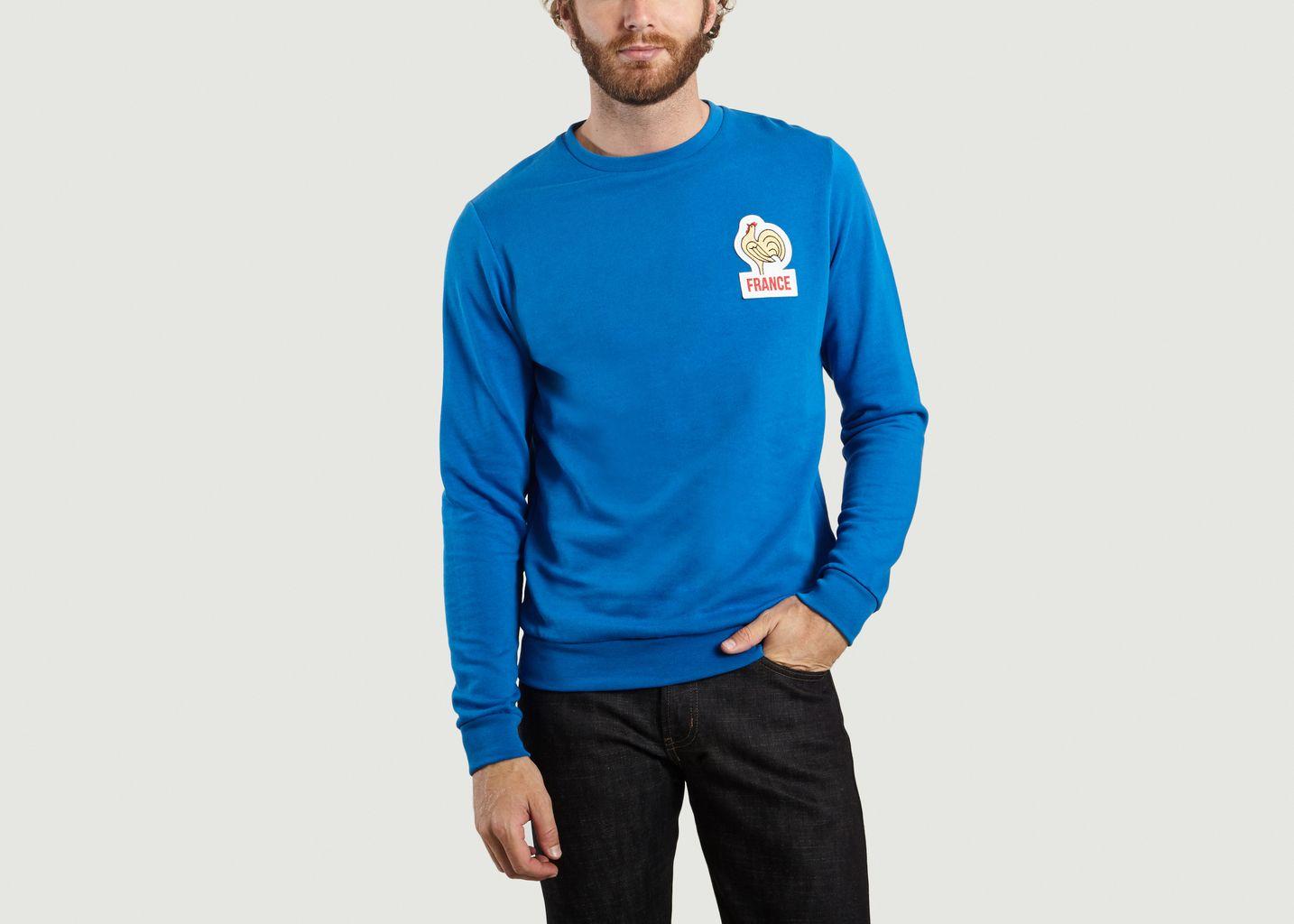 Sweater Authentique France - Quatre Cent Quinze