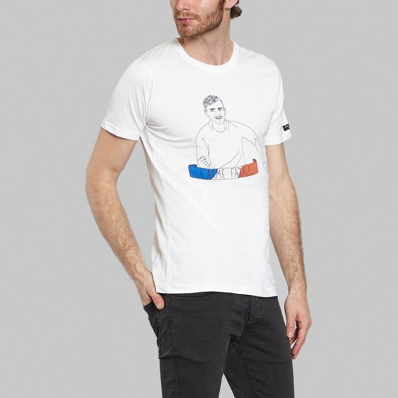 T Shirt L'Arme Fatale - Quatre Cent Quinze