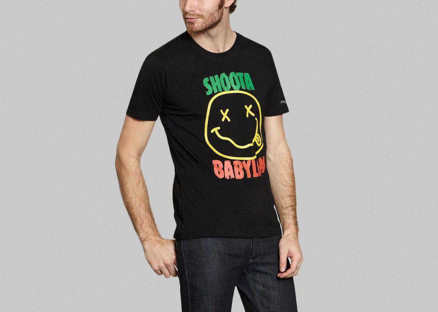 Tshirt Shoota Babylon - Quatre Cent Quinze