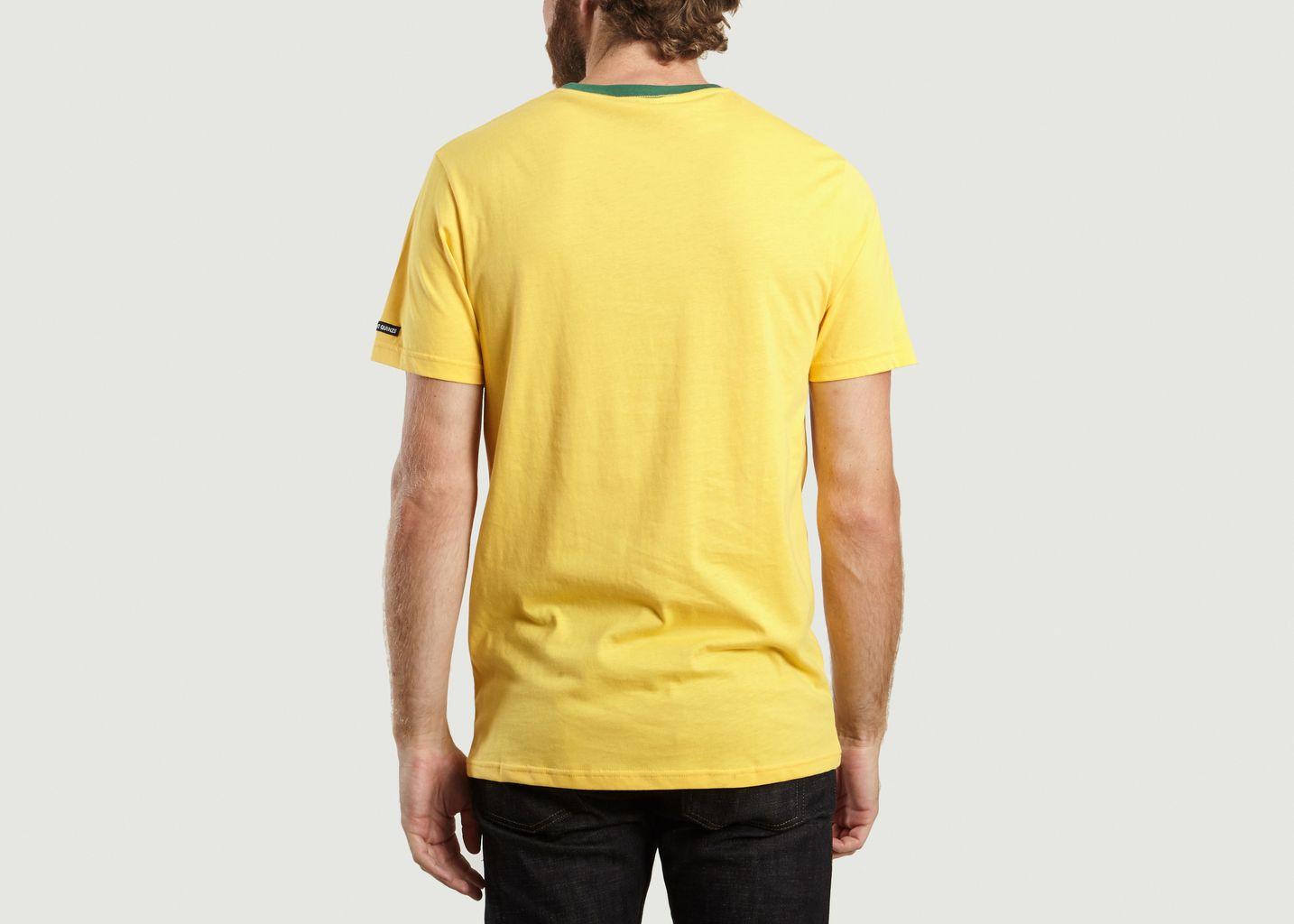 T-Shirt Authentique Brésil - Quatre Cent Quinze