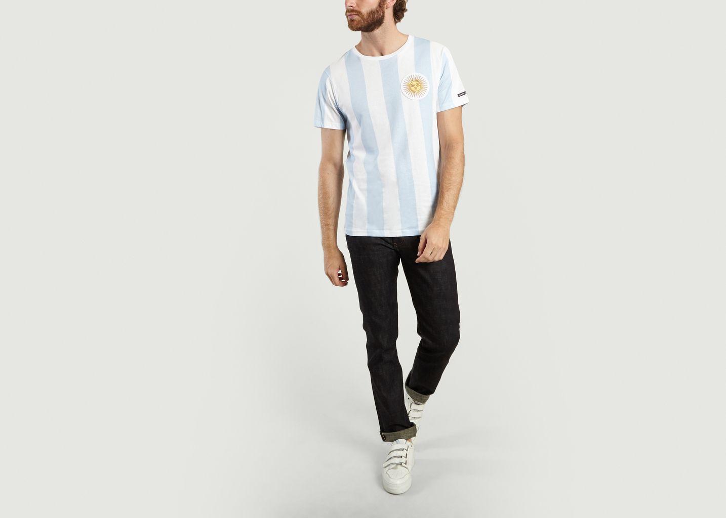 T-Shirt Authentique Argentine - Quatre Cent Quinze