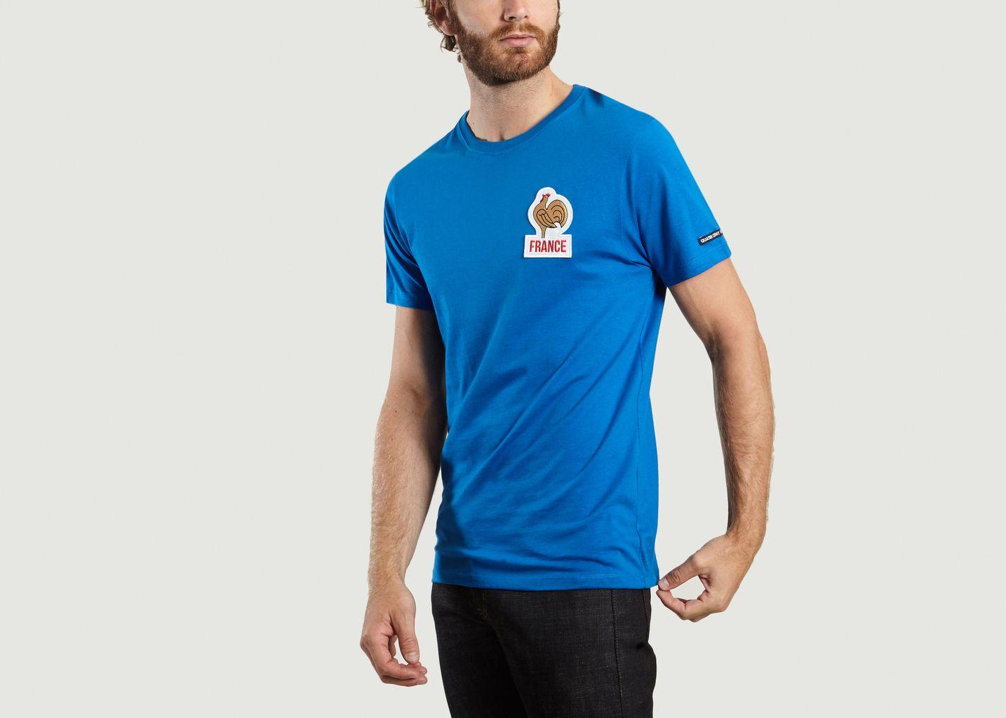 T-Shirt Authentique France - Quatre Cent Quinze