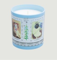 December Coco Fronsac Candle