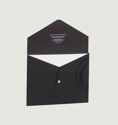 Belle d'Estrée perfumed silk paper