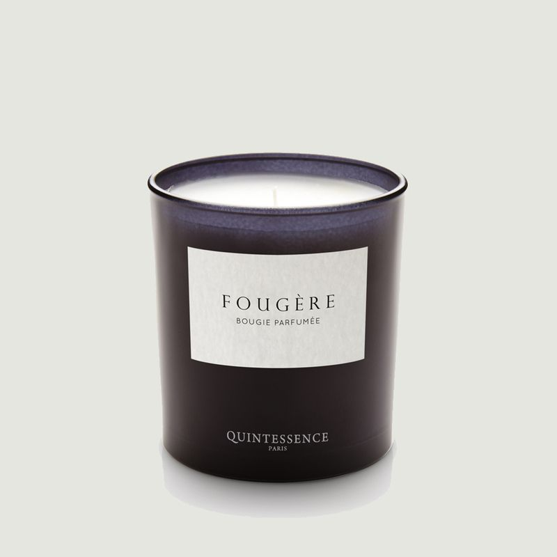 Bougie Fougère - Quintessence
