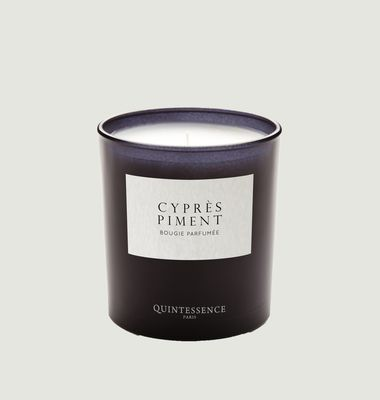 Cypress Pepper Candle