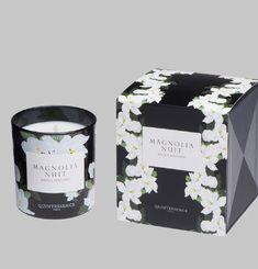 Bougie Magnolia Nuit